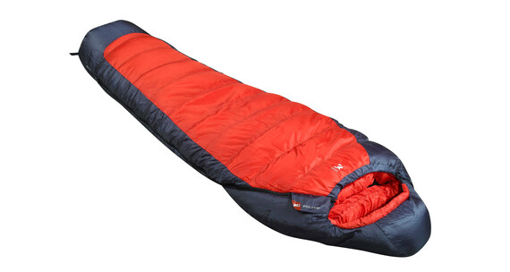 Millet Base Camp Long - Sacos de dormir - rojo